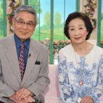 おしどり夫婦の宗方勝巳と長内美那子が徹子の部屋に出演!経歴やプロフィール、馴れ初めについて!