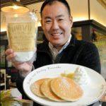 村岡浩司が開発した九州パンケーキとは?一平寿司店主の経歴やプロフィールも!【カンブリア宮殿】