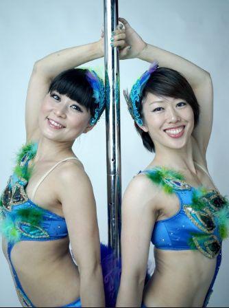 仮装大賞でポールダンス!曼珠沙華のプロフィールや経歴、世界一の演技が凄い!