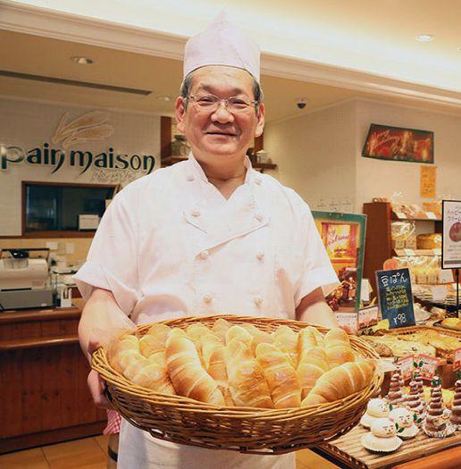 平田巳登志の作る塩パンはなぜ人気?愛媛パンメゾンの取り寄せ通販は?