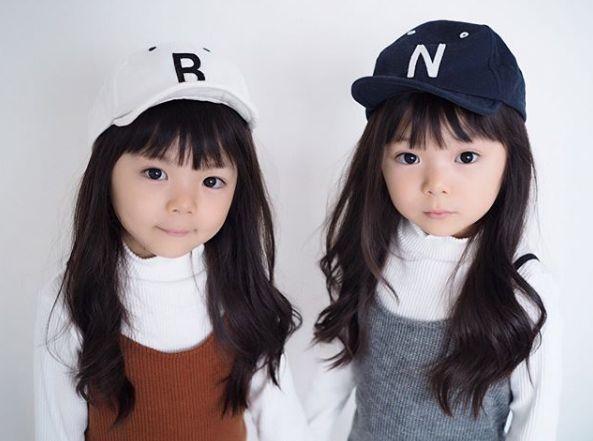 あゆな&ゆいな(双子)が可愛い!母親の年齢や顔画像!洋服ブランドはどこの?【行列のできる法律相談所】
