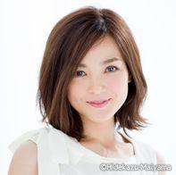 女優の国仲涼子さん。